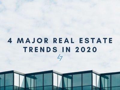 4 Major Real Estate Trends In 2020