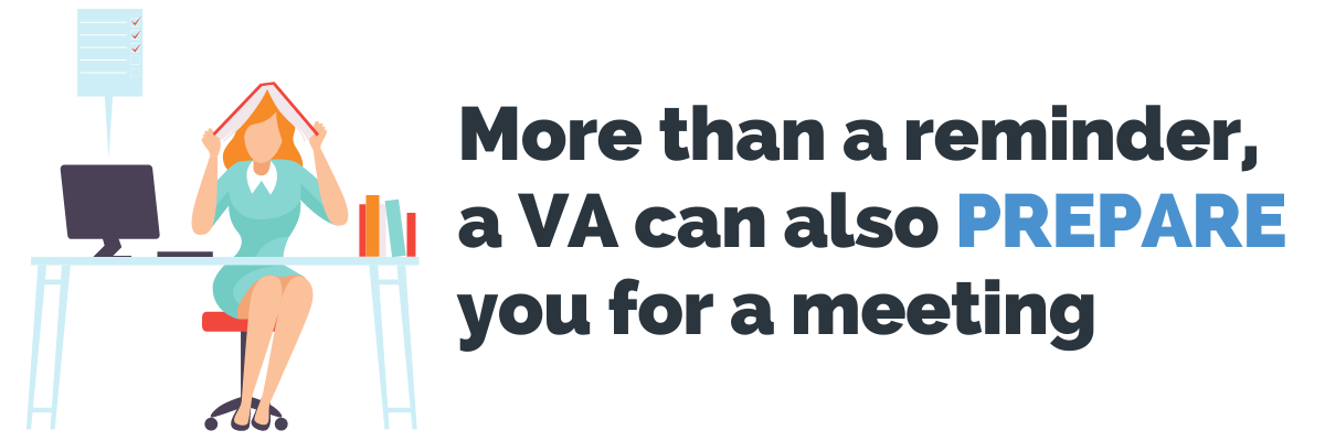 more than a reminder a va can help you prepare